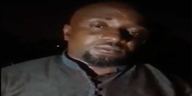 Ibrahim KABILA - fils du Président assassiné de la RDC, Laurent-Désiré KABILA - après son enlèvement et libération a Kinshasa, Mai 2020.