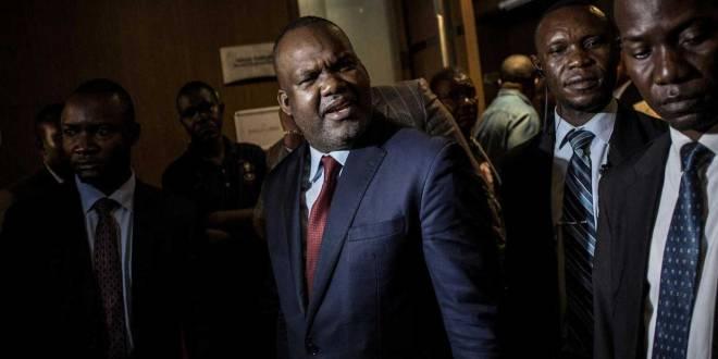 Corneil NANGAA, president sortant de Commission électorale de la RDC.