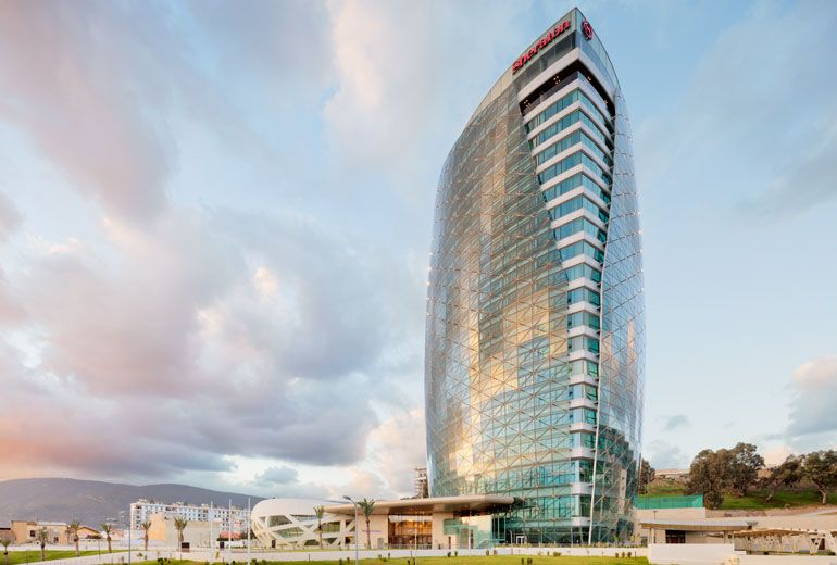 Marriott International With The Opening Of Sheraton Annaba