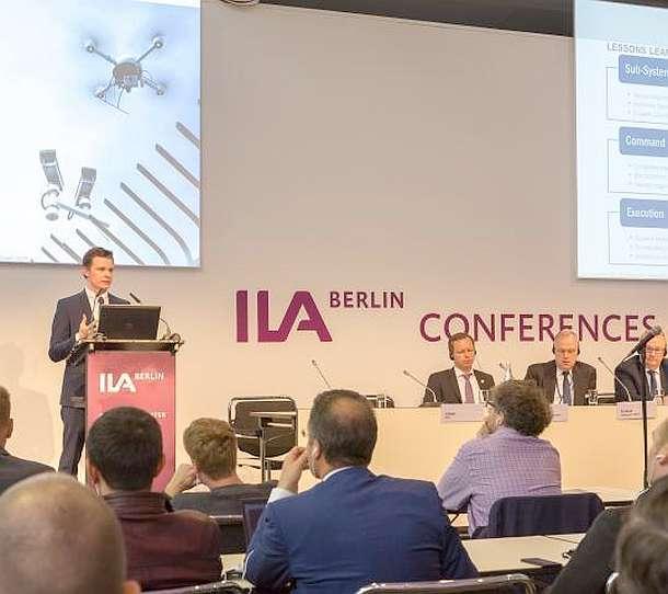 Luft,Raumfahrt,ILA Berlin,ILA Konferenzen,ILA,Tagung