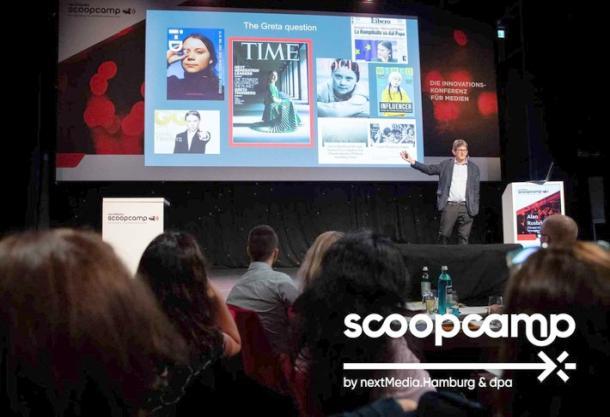 Die Innovationskonferenz für Medien wird zu hybridem Live-Event