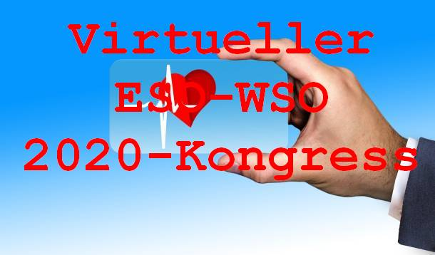 Virtueller ESO-WSO 2020-Kongress