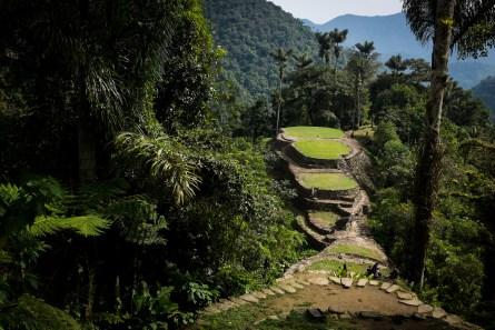 Ciudad Perdida - Colombia