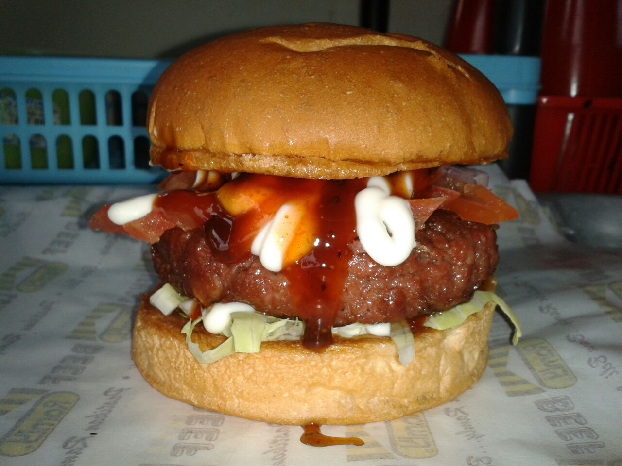 Resepi Sos Burger Sedap