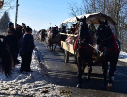 Święto koni i koniarzy – Msza św. fiakierska 2016