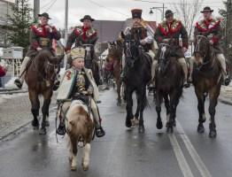 47. Góralski Karnawał w Bukowinie Tatrzańskiej