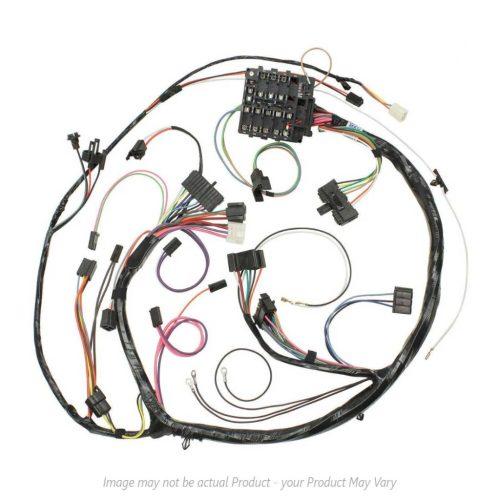 small resolution of 1971 monte carlo dash harness w warning lights 15265