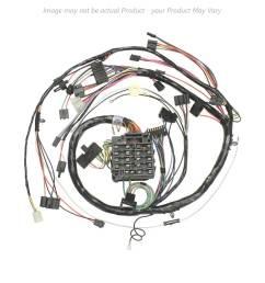 1972 monte carlo dash harness w gauges 16425 konik s klassiks 1972 monte carlo wiring harness [ 1000 x 1000 Pixel ]