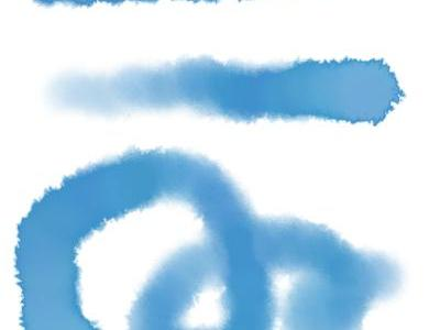 Photoshopでリアルな水彩画風のブラシを作る方法
