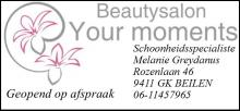 Beautysalon Your Moments