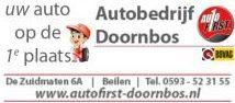 Autofirst Doornbos