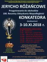 Jerycho Różańcowe 2018