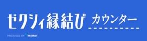 ゼクシィ縁結びカウンター ロゴ