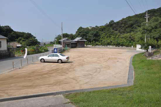 生石神社 駐車場