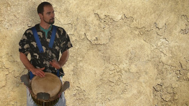 Djembe Interview : Greg Fletcher