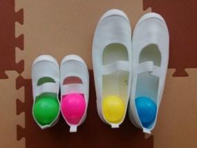 幼稚園に入園して上履きの名前の書き方はどうしよう