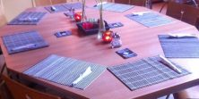 DC Copernicus gedekte tafel