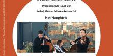 Bethel Muziekmatinee 190120