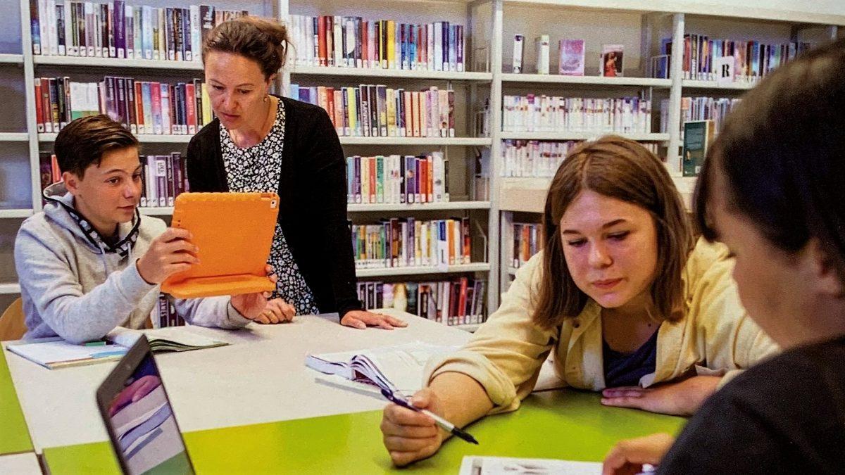 Gratis huiswerkbegeleiding (12-18 jaar) in de bibliotheek
