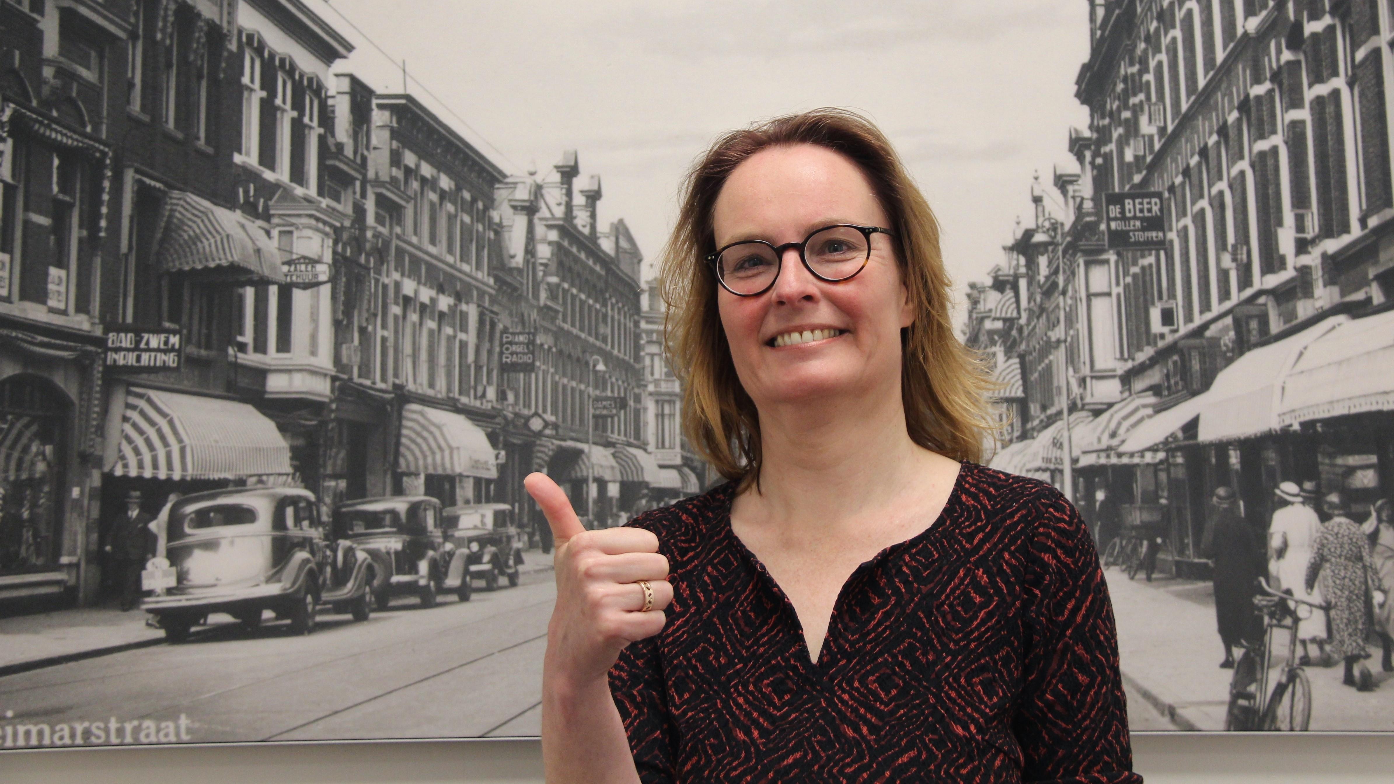 Sandra Menken, PEP-accounthouder voor Segbroek