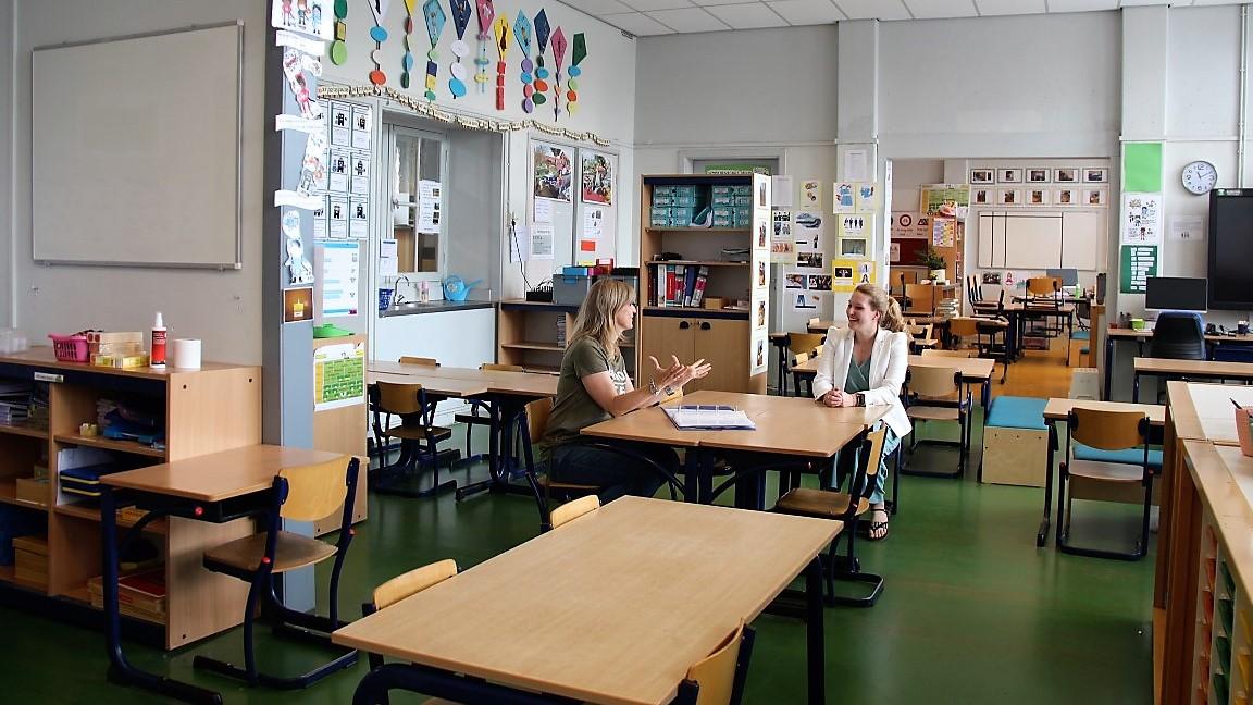 Kindcentrum Toermalijn gaat terug naar de Beeklaan