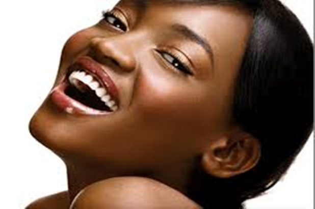 Supermodel Oluchi Onweagba-Orlandi