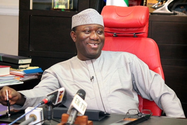 His Excellency Dr Fayemi is a Nigerian Star