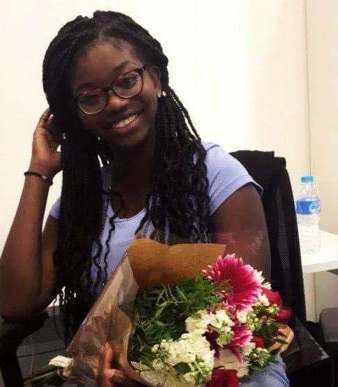 Folafoluwa Mary Oginni, The First Nigerian Valedictorian In The University of Hertfordshire