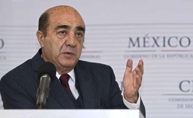 Former Mexican Attorney General Jesús Murillo Karam1