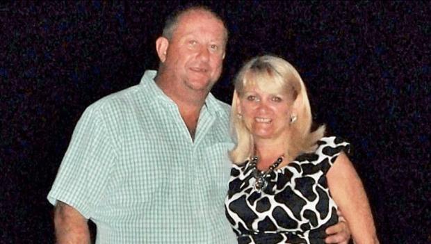 Paul and Jacqueline Abbott1