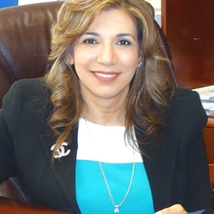 Non-profit executive, Wafa Abboud, indicted; embezzled public funds for cosmetic surgery, down payment on $1.3M home