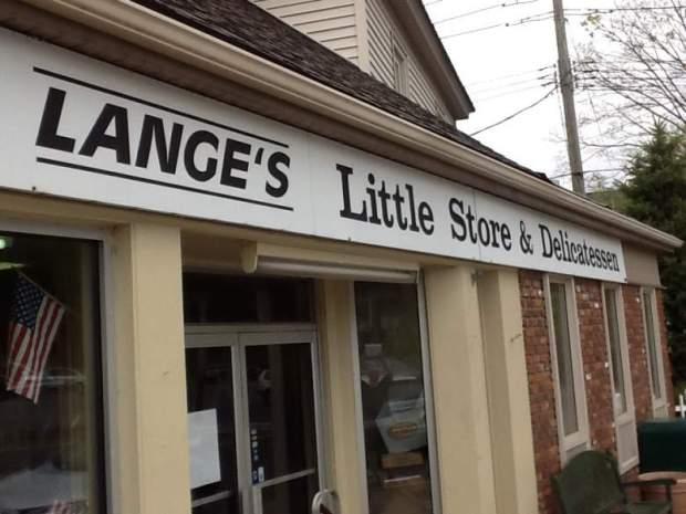 Lange's Little Store and Delicatessen Chappaqua, New York4