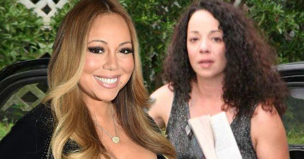 Mariah and Alison Carey5