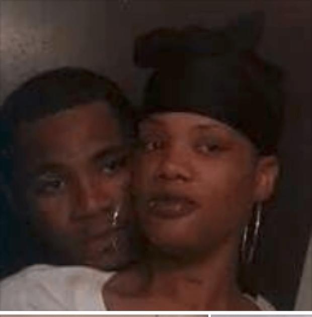 Larnell Bruce and mom, Chritina Mines2