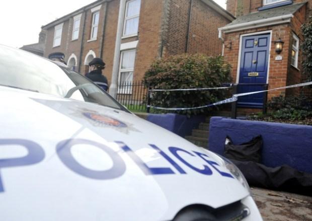 Crime scene of bottched John Sales murder attempt2.jpg