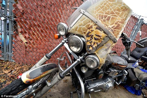 david-and-jenny-williams-damaged-motorbike
