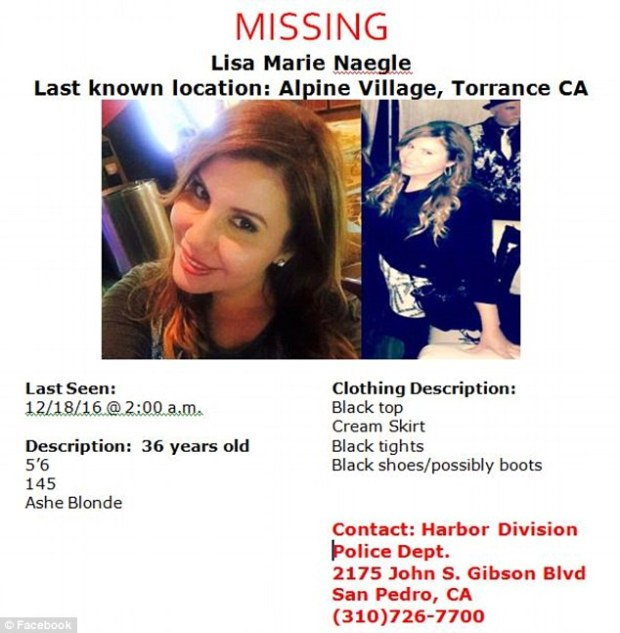 This missing poster was released after Harryman reported Naegle missing on Sunday1.jpg