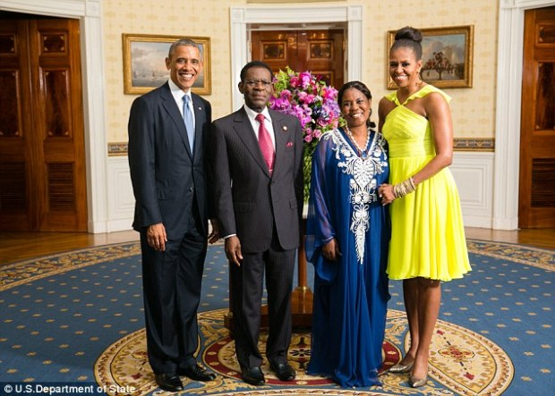 president-teodoro-obiang-nguema-and-his-wife-are-seen-with-president-barack-obama-and-michelle-obama-in-the-white-house