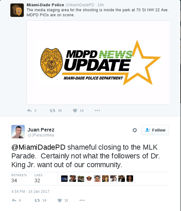tweet-from-miami-dade-police-director-juan-perez-on-mlk-day-parade-shooting1