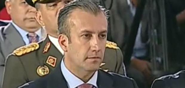 venezuela Vice president Tareck el-Aissami2.jpg