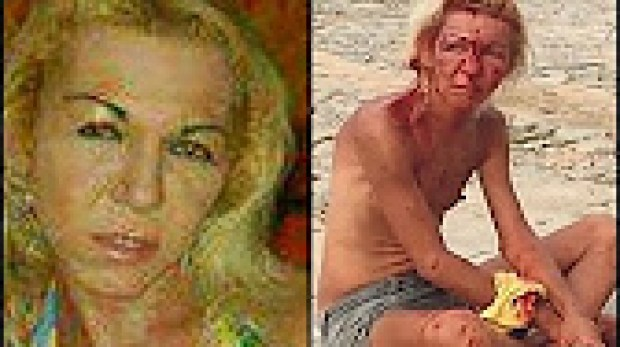 Battered transsexual pleads for her life moments before being beaten to death in a sickening homophobic attack in Brazil4