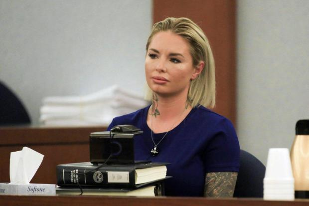 Christy Mack admitted that she sent War Machine a nude picture the day of the August 2014 attack