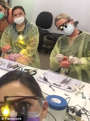 fletcher-right-works-as-dental-assistant