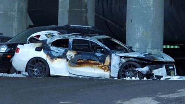 Kim DePaola' Bburned car was found near the intersection of East 28th Street and 14th Avenue in Paterson1