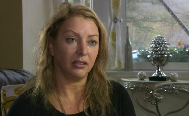 landlady Mandy Miles told an inquest she saw the killer crouching over the victim apparently chewing on her face.jpg