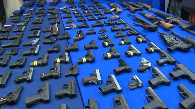 NYPD busts up Virginia gun pipeline as cops seize 217 guns in Brooklyn, nab 22 suspects3