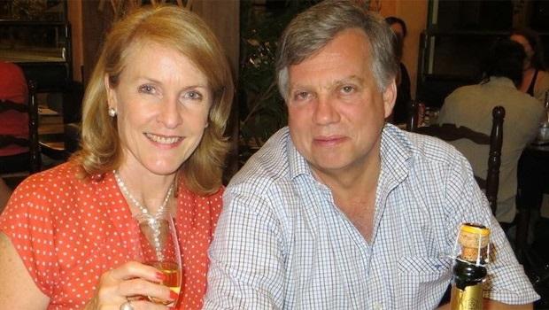 Teresa and Martin van Breda1
