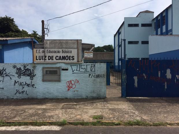 The tragedMarta Gonclaves was killed between lessons at the Luiz de Camões school, in Cachoeirinha, South Brazil1.jpg