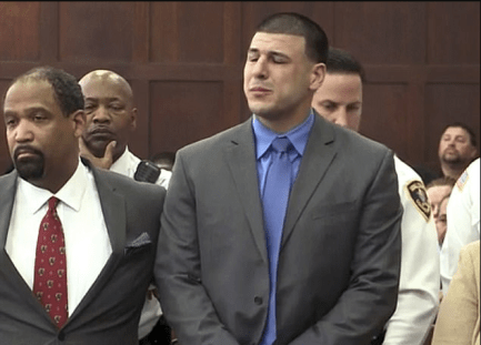 Hernandez was acquitted from murder charges following allegations of killing Daniel de Abreu and Safiro Furtado in a drive-by shooting in July 2012 in Boston's South End after an alterca