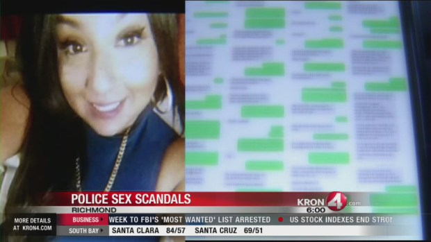 Celeste Guap exchanged messages with officers on Facebook7
